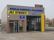 Toruń, ul. Nieszawska 1 - Badania techniczne pojazdów